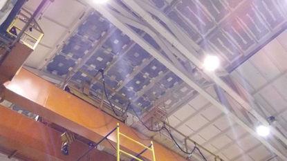 Усиление плит ТСК Карбо